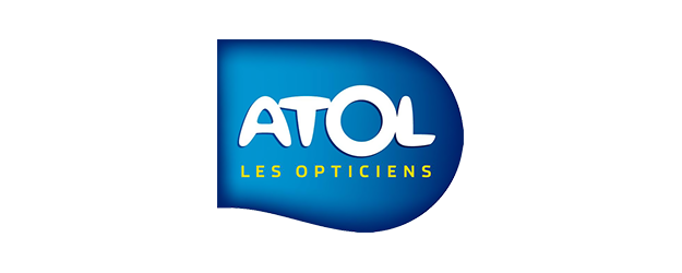 ATOL LES OPTICIENS LOGO