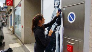 OXWOR SAS - Réalisation - Pose film antirayures et antigraffitis